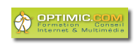 optimic.com formation informatique internet et multimédia